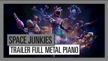 Vidéo : Space Junkies - Trailer d'annonce de la date de sortie