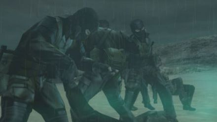Vid�o : Metal Gear Solid : Hommage de David Hayter en vidéo
