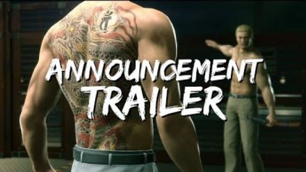 Yakuza Kiwami 2 : Trailer d'annonce Occident