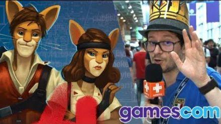Vidéo : Gamescom : Hacktag, nos impressions