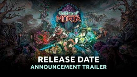 Vidéo : Children of Morta : Release date trailer
