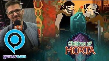 Vidéo : Children of Morta