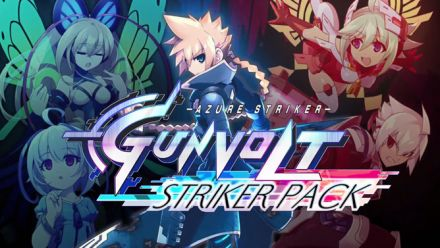 Vid�o : trailer d'annonce Azure Striker Gunvolt ; Striker Pack