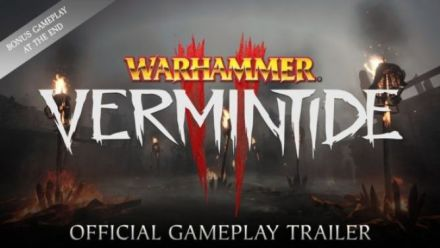Vid�o : Vermintide 2 : Gameplay trailer