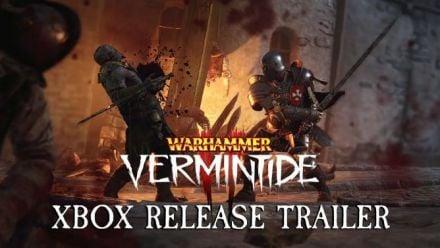 Vidéo : Warhammer: Vermintide 2 trailer Xbox One