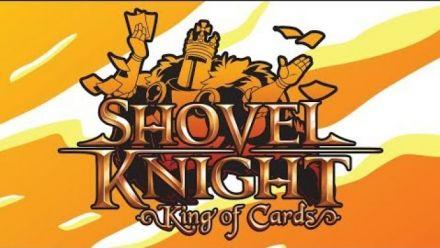 Vidéo : Shovel Knight King of Cards trailer