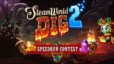 Vid�o : Tournoi SteamWorld Dig 2 : Ultime Décathlon