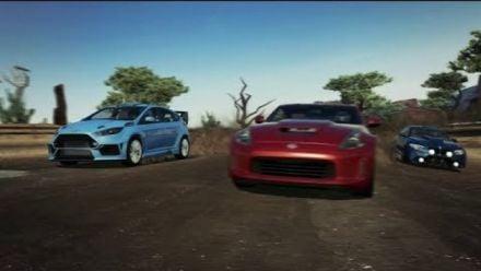 Vid�o : GearClub Unlimited : Trailer de lancement