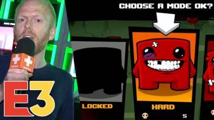 Vidéo : E3 2018 : Super Meat Boy Forever, nos impressions manette en main