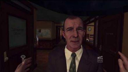 Vidéo : L.A. Noire : Les Enquêtes VR : 15 minutes de gameplay