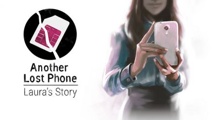 Vidéo : Another Lost Phone : Laura's Story : le teaser