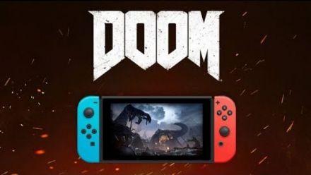Vid�o : DOOM sur Switch : trailer de lancement