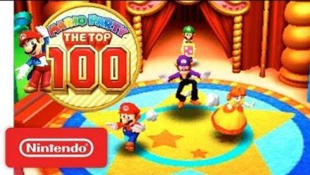 Vid�o : Mario Party The Top 100 : Trailer de novembre