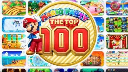 Vid�o : Mario Party : The Top 100 - Modes de jeux et amiibo