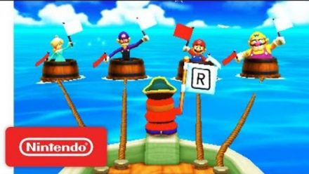 Vid�o : Mario Party The Top 100 : Trailer d'annonce