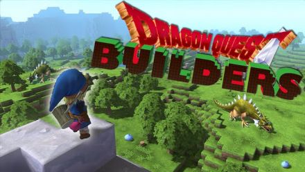 Dragon Quest Builders s'annonce sur Nintendo Switch