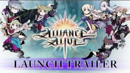 The Alliance Alive : Trailer de lancement