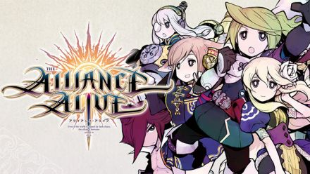 vidéo : The Alliance Alive : trailer Nintendo Direct