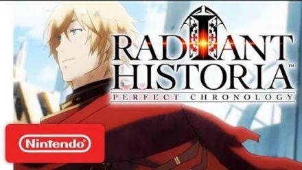 Vidéo : Radiant Historia Perfect Chronology : Trailer de lancement