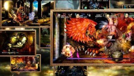 Dragon's Crown Pro : Trailer comparatif