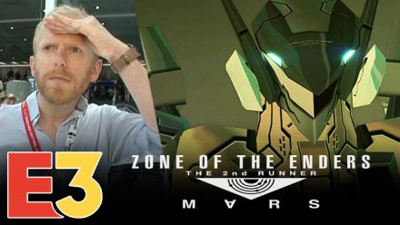 E3 2018 : Nos impressions de Zone of the Enders The 2nd Runner M∀RS