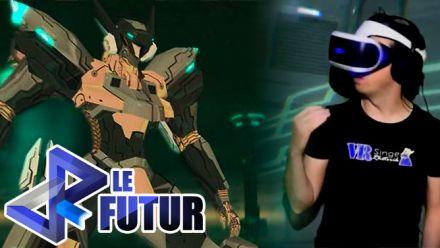 VR le Futur #017 : Zone of the Enders 2 en VR, c'est pas ça