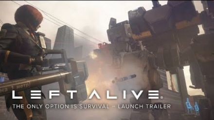 Vid�o : Left Alive : Trailer de lancement