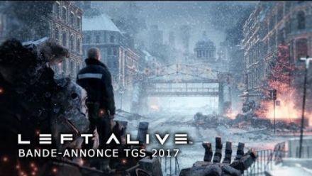 Vidéo : TGS 2017 : Trailer français de gameplay de Left Alive