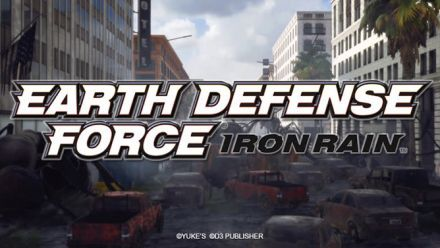 TGS 2017 : Trailer d'annonce Earth Defense Force : Iron Rain