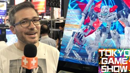 Vid�o : TGS 2017 : Nos impressions sur A Certain Magical Virtual-On