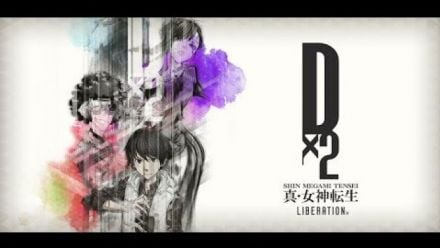 Vid�o : Shin Megami Tensei Liberation Dx2 ; trailer de lancement