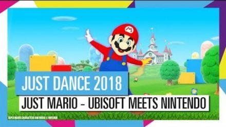 Vidéo : Just Dance 2018 : La Choré de Mario