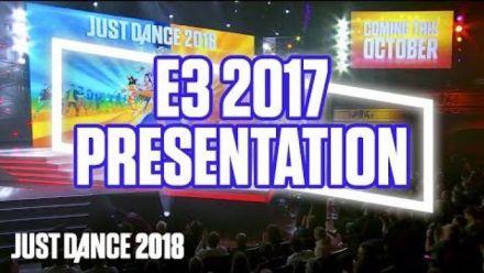 Vidéo : Just Dance 2018 E3 2017
