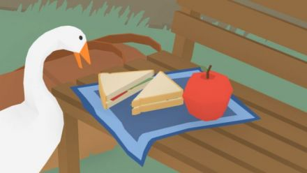 Vidéo : Untitled Goose : trailer d'annonce