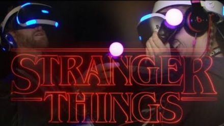 Vid�o : PGW 2017 : Stranger Things au PS VR, nos impressions