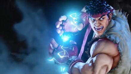 Vid�o : Street Fighter V : Arcade Edition tease ses nouveaux V-Triggers