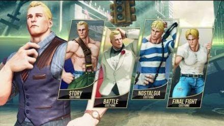 Vidéo : Street Fighter V : Trailer de Cody