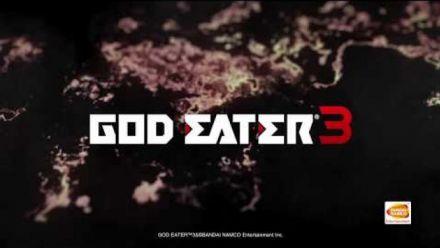 Vidéo : God Eater 3 s'annonce en première vidéo