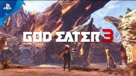 Vidéo : TGS 2018 : God Eater 3 Troisième trailer