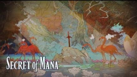 Vidéo : Secret of Mana : Super intro en vidéo