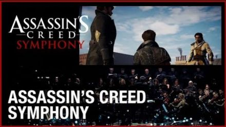 Assassin's Creed Symphony à Paris en juin 2019