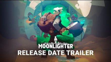 Vidéo : Moonlighter : Release Date Trailer