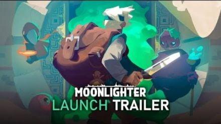 Vidéo : Moonlighter : Trailer de lancement
