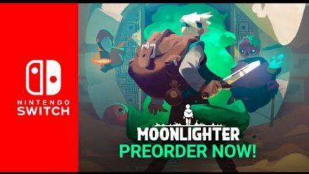 Vid�o : Moonlighter : trailer date de sortie Nintendo Switch