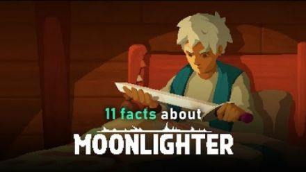 Vidéo : Moonlighter : 11 facts