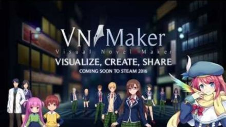 Vidéo : Visual Novel Maker : Trailer