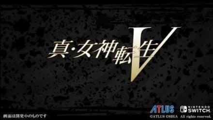 Vidéo : Shin Megami Tensei 5 : Trailer d'annonce