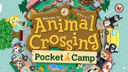Vid�o : Animal Crossing Pocket Camp : Nintendo Direct du 25 octobre 2017