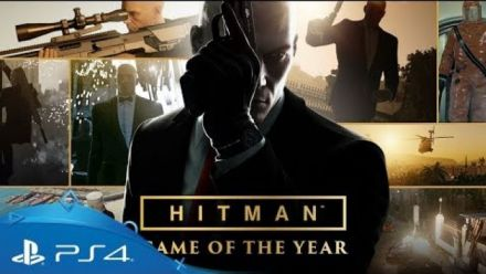Vid�o : HITMAN - Game of the Year Edition Trailer