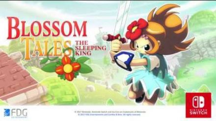 Vid�o : Blossom Tales : Trailer Switch